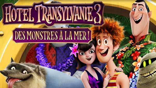 Hôtel Transylvanie 3 Des Monstres à la Mer Télécharger