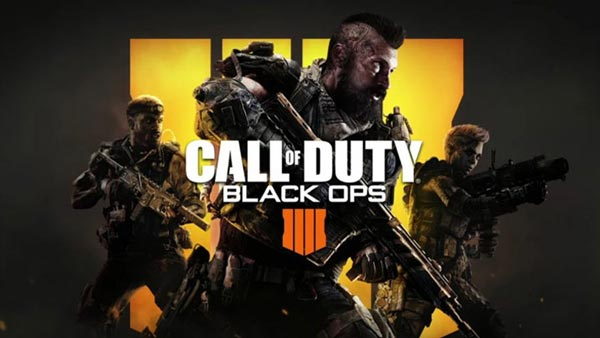 Call of Duty Black Ops 4 Télécharger