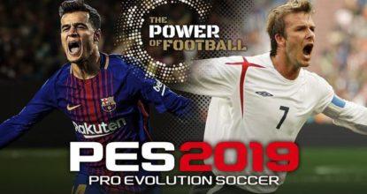PES 2019 Télécharger