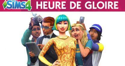 Les Sims 4 Heure De Gloire Télécharger