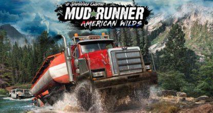 Spintires MudRunner American Wilds Telecharger DLC Gratuit