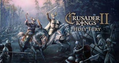 Crusader Kings II Holy FuryTélécharger