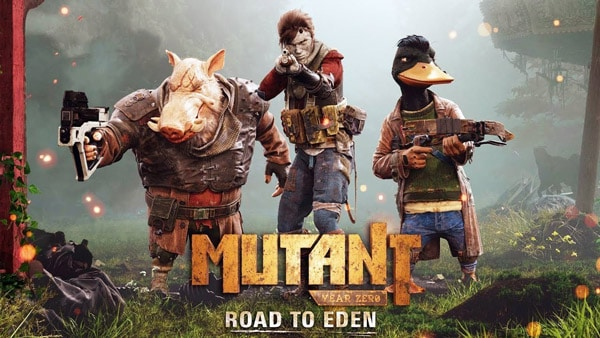 Mutant Year Zero Road to Eden Télécharger
