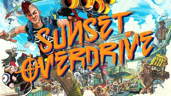 Sunset Overdrive Télécharger