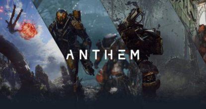 AnthemTélécharger jeu gratuit