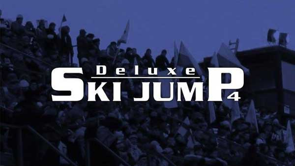 Deluxe Ski Jump 4Télécharger