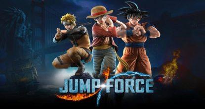 Jump ForceTélécharger