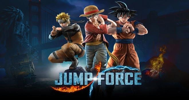 Jump Force Télécharger PC Version Complète Jeu Gratuit