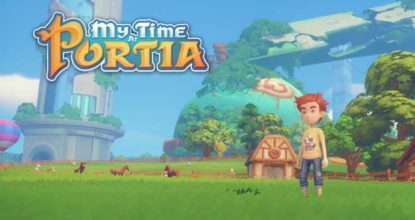 My Time at Portia Télécharger
