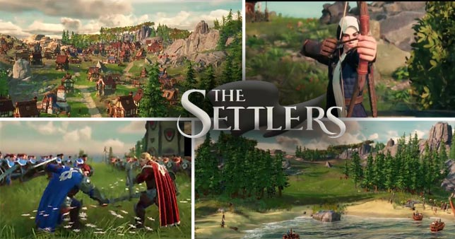 The Settlers 8 Télécharger