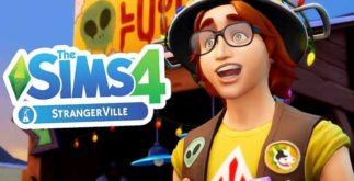 Les Sims 4 StrangerVilleTélécharger