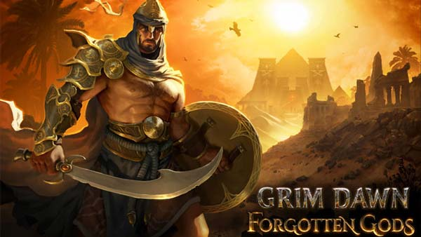 Grim Dawn Forgotten Gods Télécharger