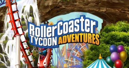 RollerCoaster Tycoon Adventures Télécharger