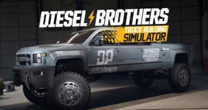 Diesel Brothers Truck Building Simulator Télécharger