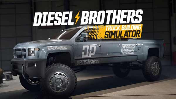 Diesel Brothers Truck Building SimulatorTélécharger