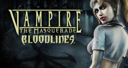 Vampire The Masquerade Bloodlines Télécharger