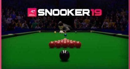 Snooker 19 Télécharger