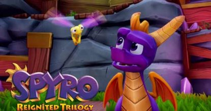 Spyro Reignited Trilogy Télécharger
