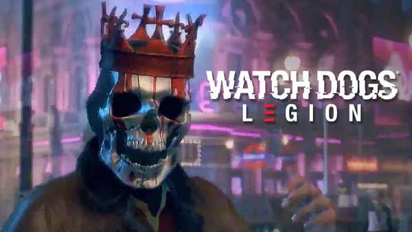 Watch Dogs Legion Télécharger