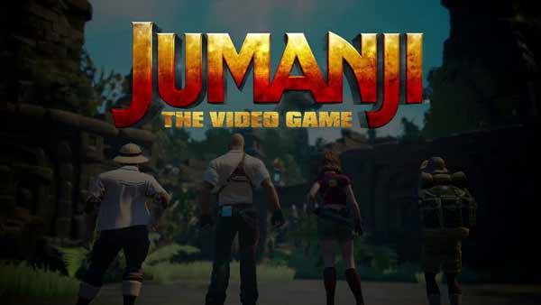 Jumanji The Video Game Télécharger