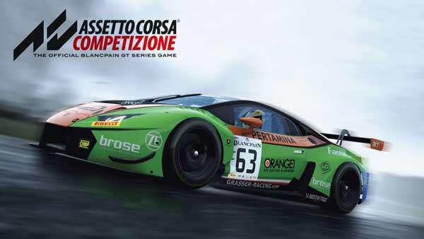 Assetto Corsa CompetizioneTélécharger