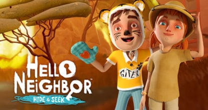 Hello Neighbor Hide and Seek Télécharger