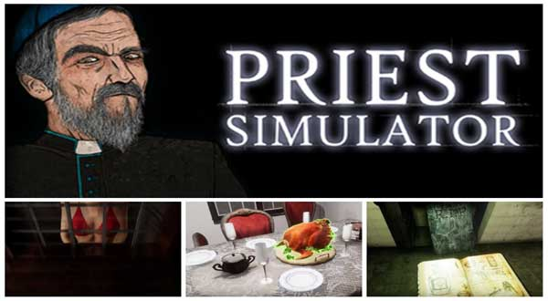 Priest Simulator Télécharger