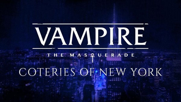 Vampire The Masquerade Coteries of New York Télécharger