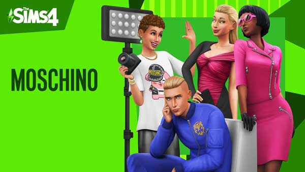 Les Sims 4 Moschino Télécharger