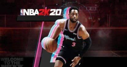 NBA 2K20 Télécharger