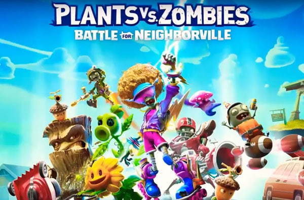 Plants vs Zombies Battle for Neighborville Télécharger