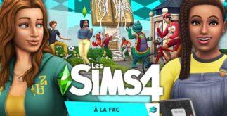 Les Sims 4 À la fac Télécharger