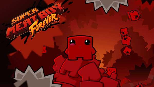 Super Meat Boy Forever Télécharger
