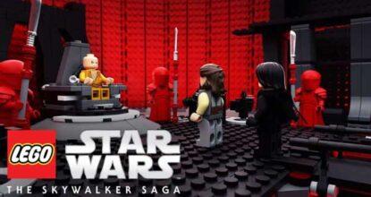 Lego Star Wars The Skywalker Saga Télécharger