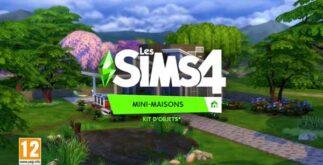 Les Sims 4 Mini Maisons Télécharger