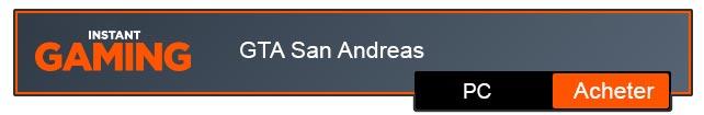 GTA San Andreas Telecharger