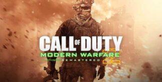 Call of Duty Modern Warfare 2 Remastered Télécharger