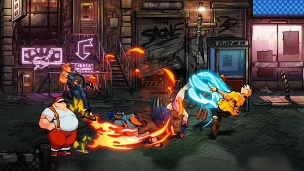 Streets of Rage 4 gratuit