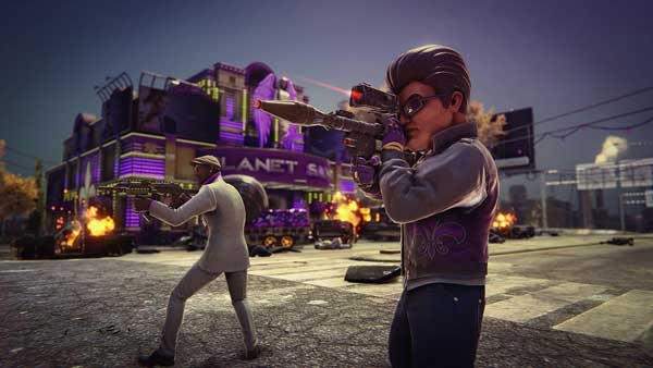 Saints Row The Third Remastered Télécharger