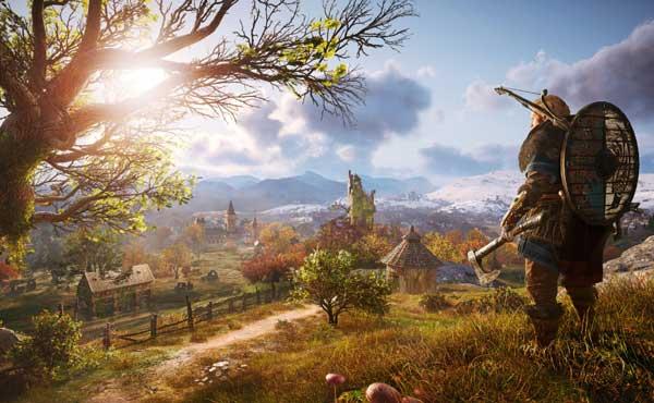 Assassin's Creed Valhalla jeu pc