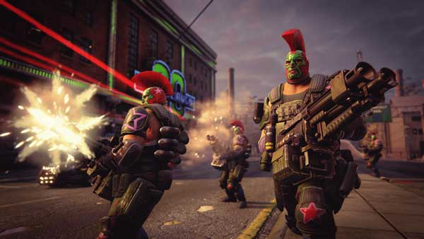Saints Row The Third Remastered gratuit