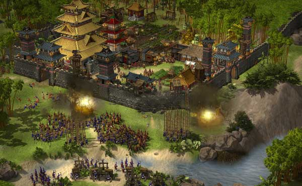 Stronghold Warlords gratuit