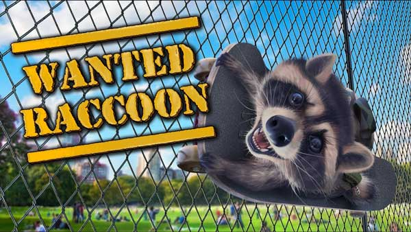 Wanted Raccoon Télécharger