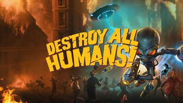 Destroy All Humans Télécharger