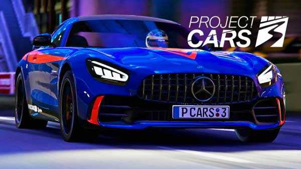 Project CARS 3 Télécharger