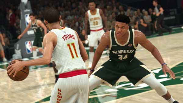 NBA 2K21 gratuit