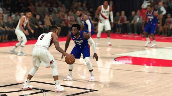 NBA 2K21 torrent