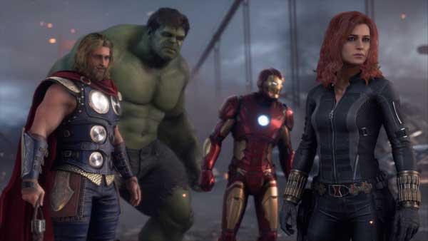 Marvel's Avengers gratuit