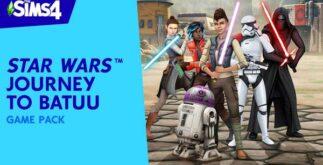 Les Sims 4 Star Wars Voyage sur Batuu Télécharger
