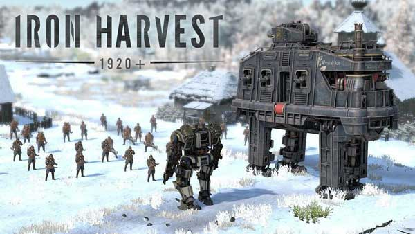 Iron Harvest Télécharger